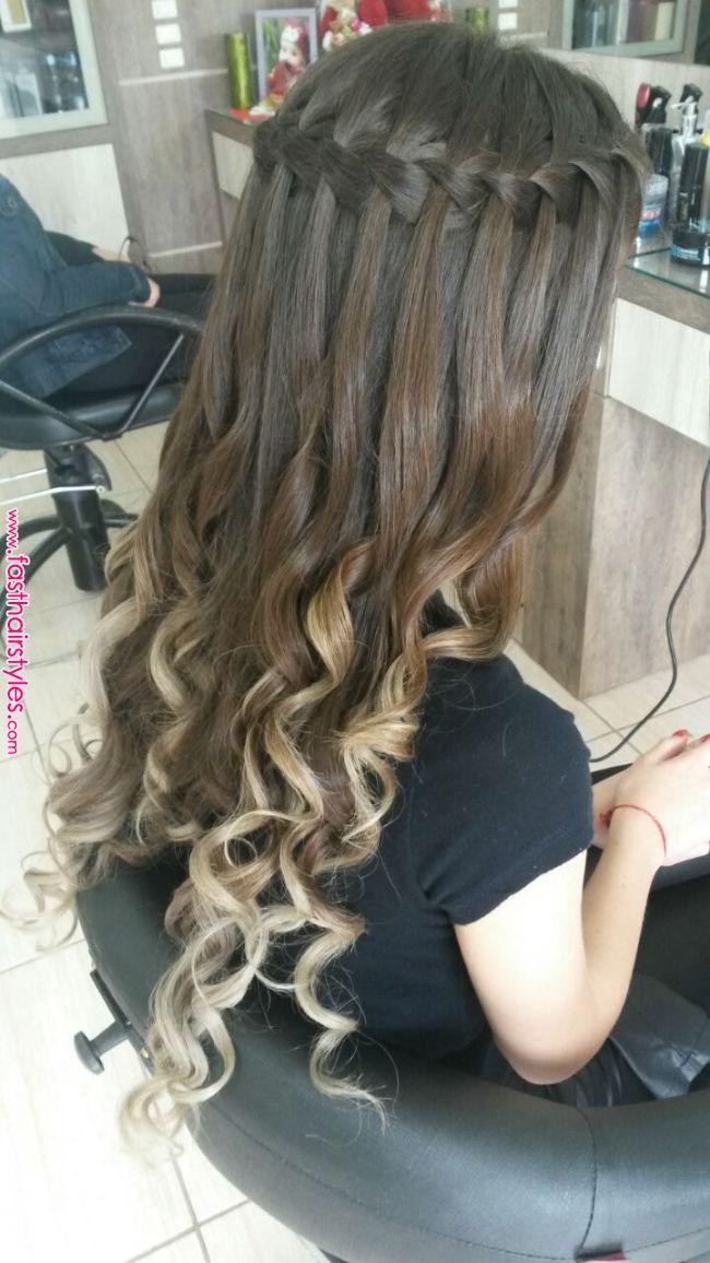 Tonibrides makeupart weddingcraft valuereview dashinghairstyle fabwedding granddeuce – Artofit | Girls hair style- braids in 2019 | Pinterest | Hair s