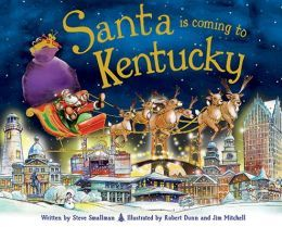 Santa Is Coming to Kentucky (from Twitter follower @trishap00)