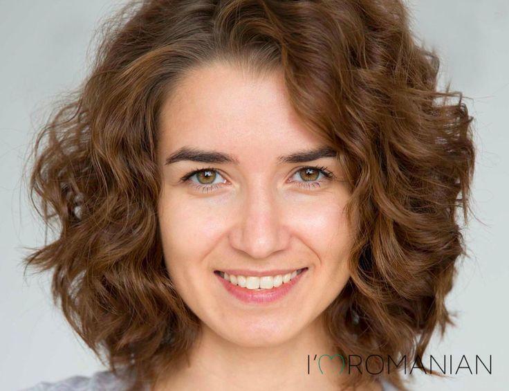 I'm Romanian – Andra Ojog