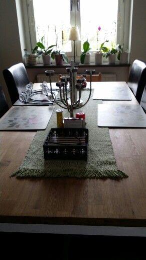 Köksbordet