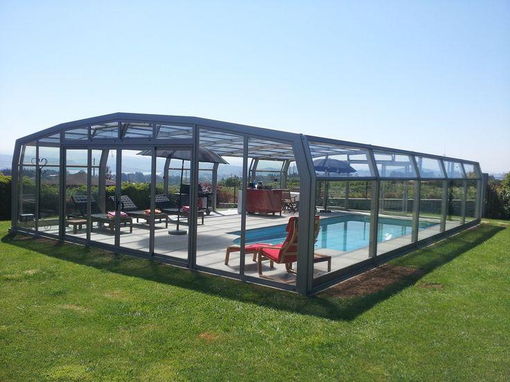 M s de 25 ideas incre bles sobre piscinas cubiertas en for Pipor piscinas