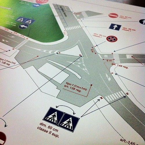 Mind the Gap! o.O Piano della segnaletica - #signal #plan #segnaletica #stradale #piano #progetto #progettazione