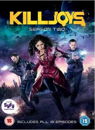 Killjoys: Season 2 - UK Region