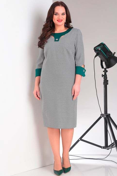 248696b3c478 Коллекция женской одежды больших размеров белорусского бренда Milana ...