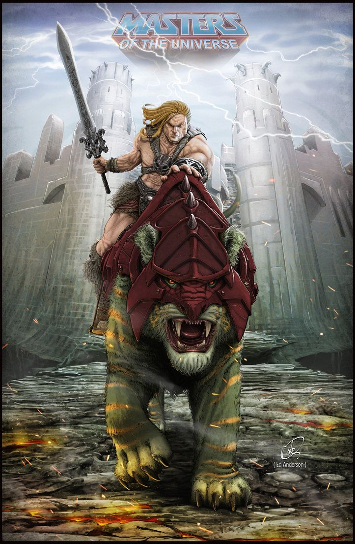 he man movie characters