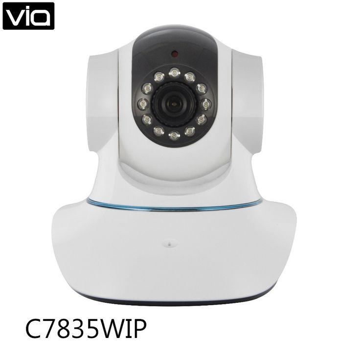 49.48$  Watch here - http://ali83f.worldwells.pw/go.php?t=32779821086 - Vstarcam C7835WIP Free Shipping HD 1.0MP WIFI IP Camera Indoor Dome Infrared Pan Tilt PnP Onvif CCTV Wireless Camera