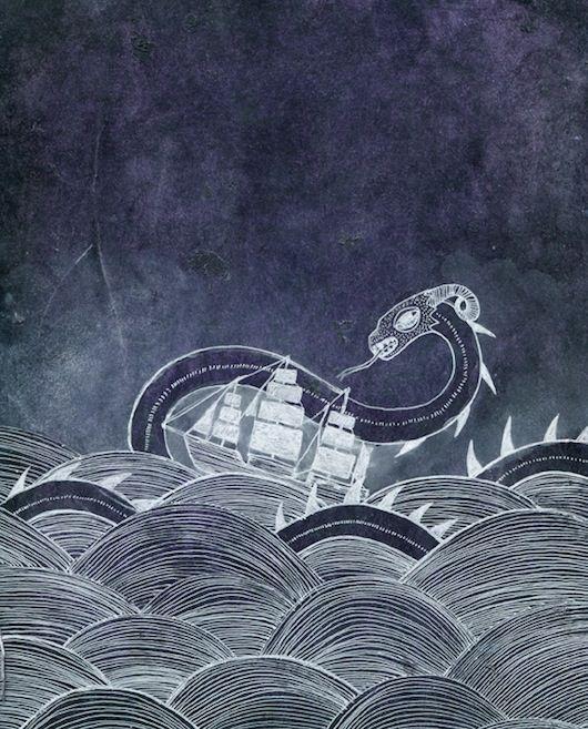 Sigrid Rodli ~ The Encyclopedia Of Legendary Monsters