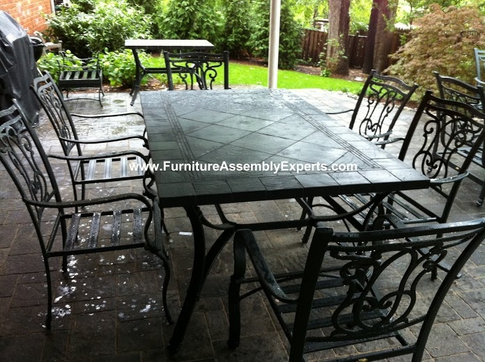 1000 Images About Outdoor Patio Furniture Assembly Service DC MD VA On Pin