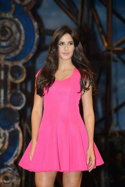 Katrina Kaif at Dhoom 3 Song Launch | Bollywood Movies