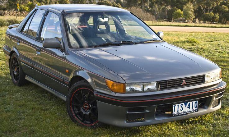 1989 Mitsubishi Mirage GS-R