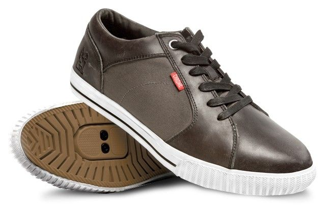 Lower SS Pro Grey Shoes   City SPD Footwear   Chrome Industries