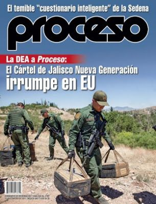 Revistas PDF en Español: Revista Proceso México - 12 Febrero 2017 - PDF HQ
