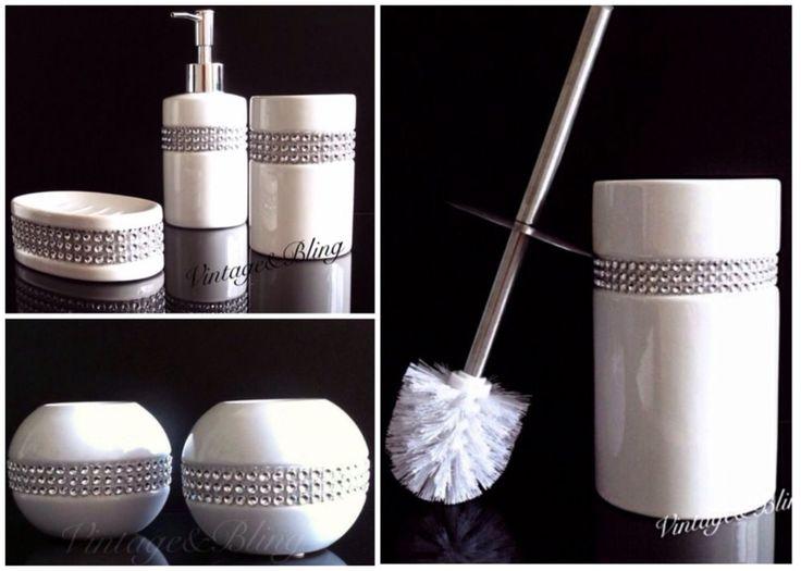 Shop Kichler Lighting 4 Light Bayley Olde Bronze Bathroom: 17 Best Ideas About Bling Bathroom On Pinterest