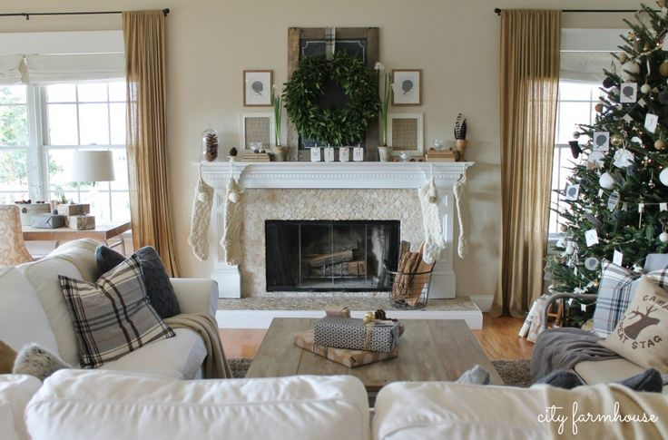 1000+ Ideas About Farmhouse Family Rooms On Pinterest
