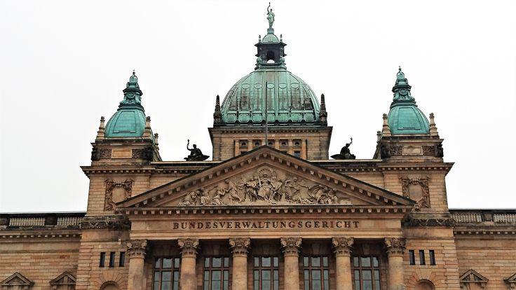 Leipzig - wonderful architecture.