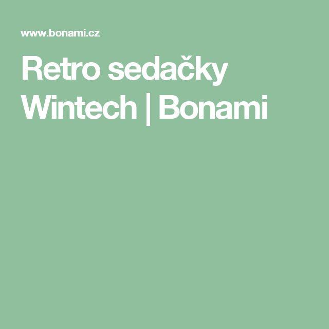 Retro sedačky Wintech   Bonami