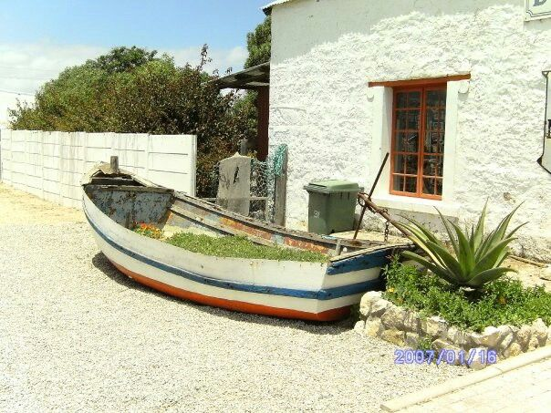 Paternoster. Beach living. West coast