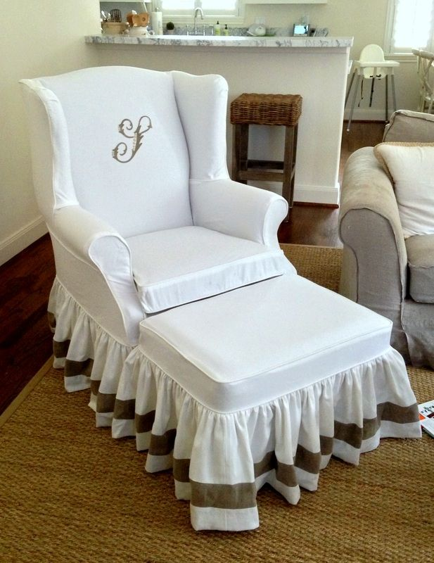 Portfolio - Slipcovers & Bedding - LS Slipcovers