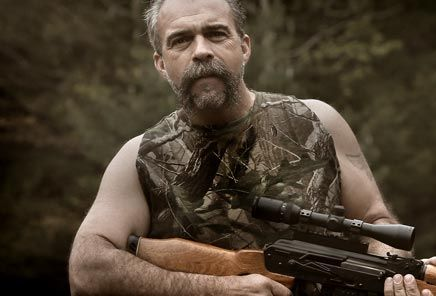 The Machine Gun Preacher - Sam Childersof PA and Uganda