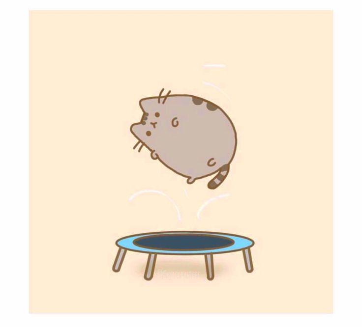 Me exercising . . .