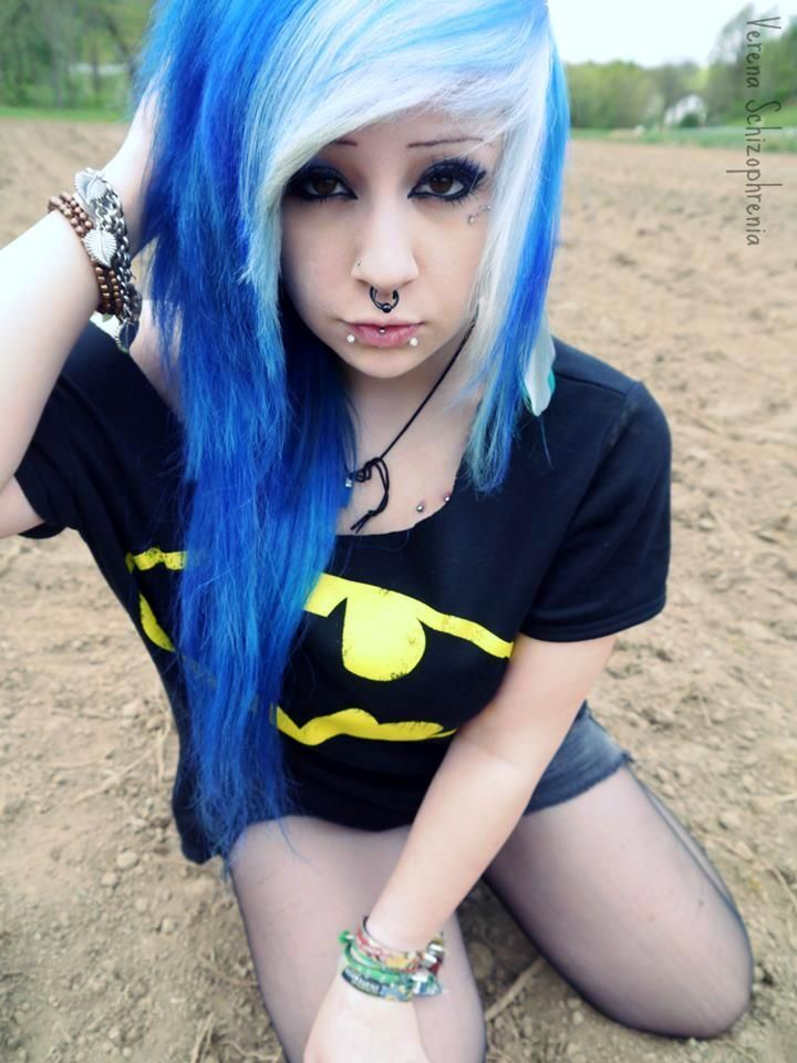 emo hairstyles - Google Search