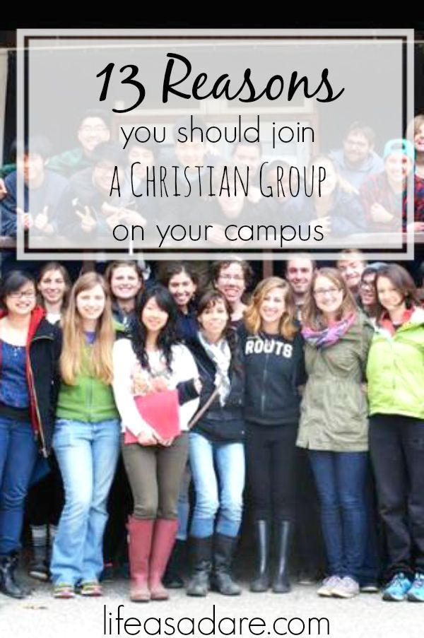 Christians on Campus | Christians on Campus