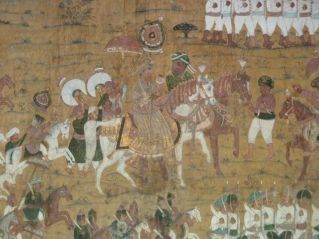 Tipu sultan and Hyder Ali