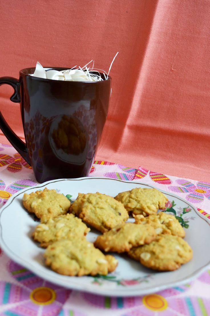 Macadamia & Sal: Galletas de quinoa y nueces