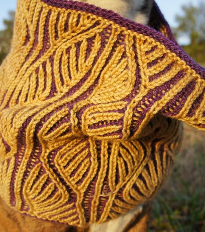 Knitting Bias Stockinette : Our best brioche knitting pattners cowls cardigans
