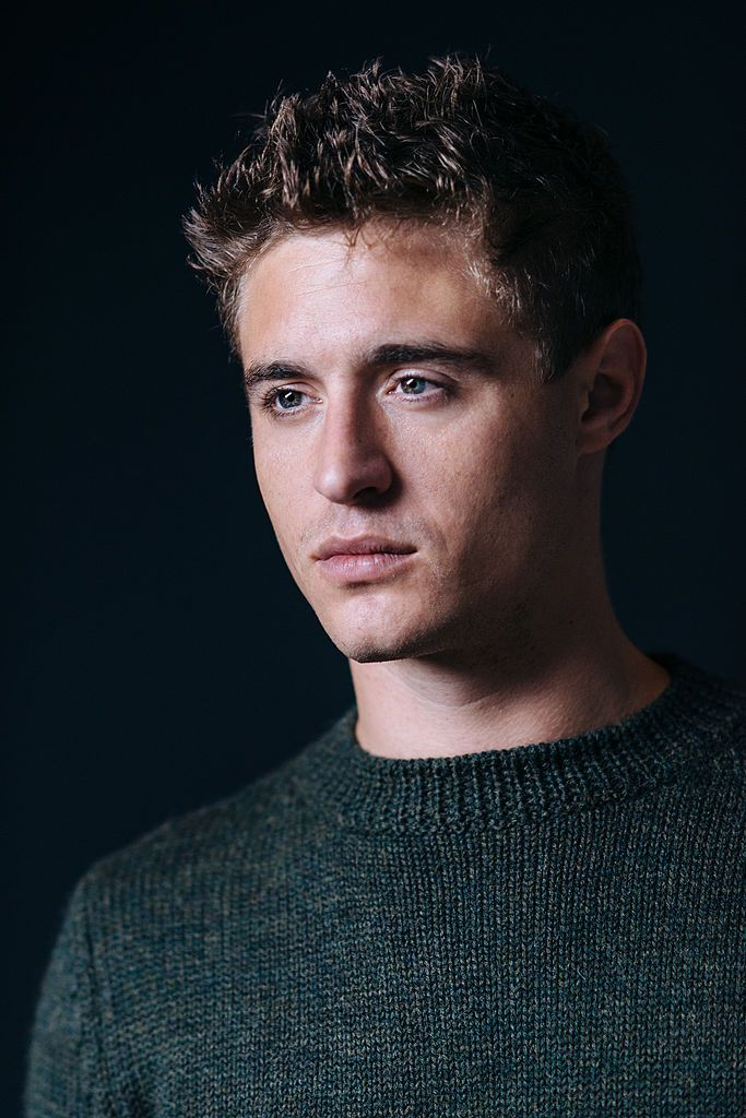 Max Irons as Jake Harding, Mira's Brother and Copilot