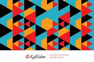 Brochure Kaleidon 2017  Ecco come Kaleidon affronta un progetto di comunicazione.