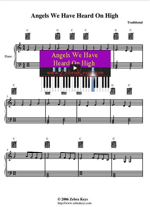 how to play the best of times on piano