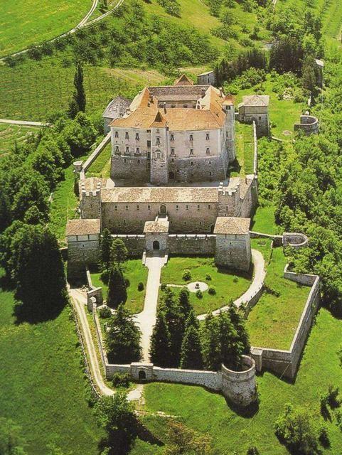 Castel Thun,  Trento, Trentino - Alto Adige, Italy