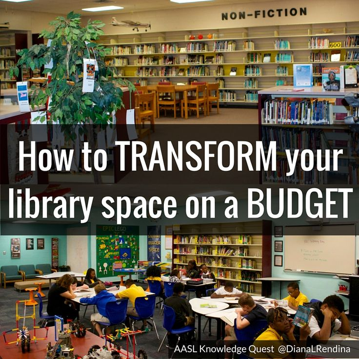 Recently, I've been looking back through photos of my media center at Stewart Middle Magnet from the past five years. I'm working on a conference presentation for the Florida Association for Media in Education about transforming library spaces. As I... Read More ›