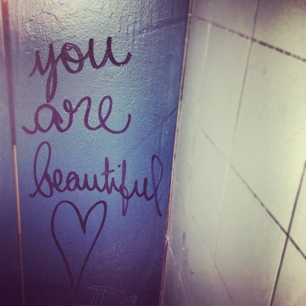 Beautiful Bathroom Graffiti bathroom graffiti love   nyc pink   pinterest   graffiti and ponytail