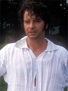 Colin Firth's Mr Darcy 'didn't take wet-shirt scene plunge', says show's director  - Telegraph