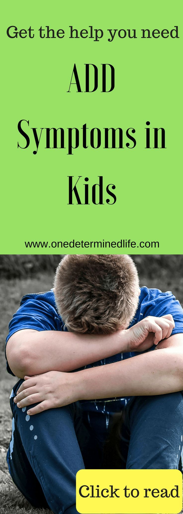 ADD Symptoms in Kids, Strategies for children with ADD,