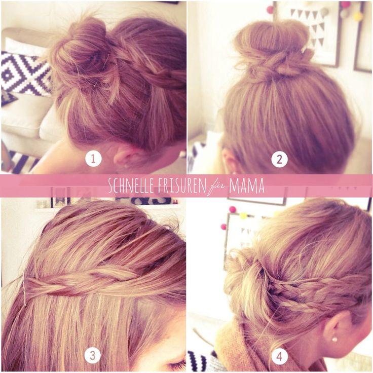 Mama Hair #1-4.