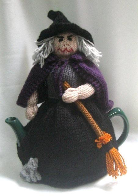 Witch Tea Cosy