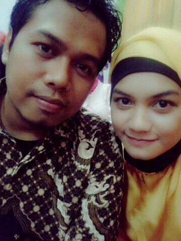 With my lovely partner