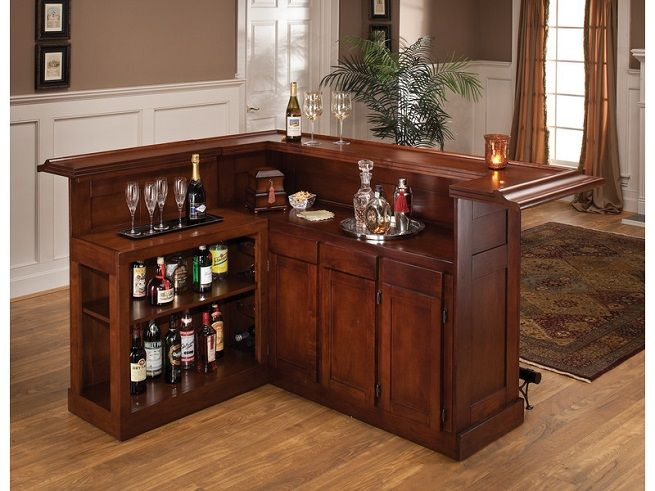 Portable Home Bar | ... Up With Your Own Living Room Mini Bar Furniture