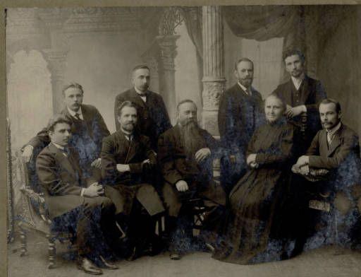 Pavlov, Khomiak, Skalin i dr. :: Pentecostal and Charismatic Research Archive