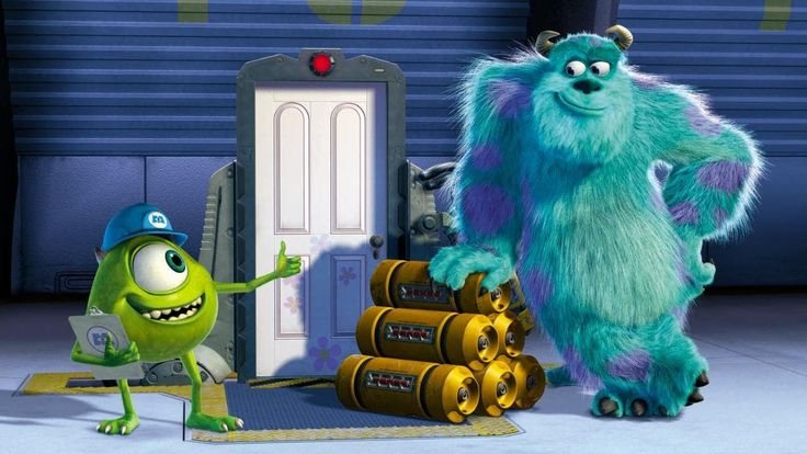 Monsters, Inc  Full Movies - Animation Movies 2001 Full Movie English - ...