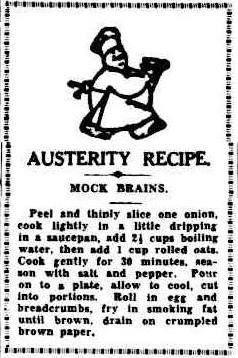 Cairns Post Newspaper 3 November 1942
