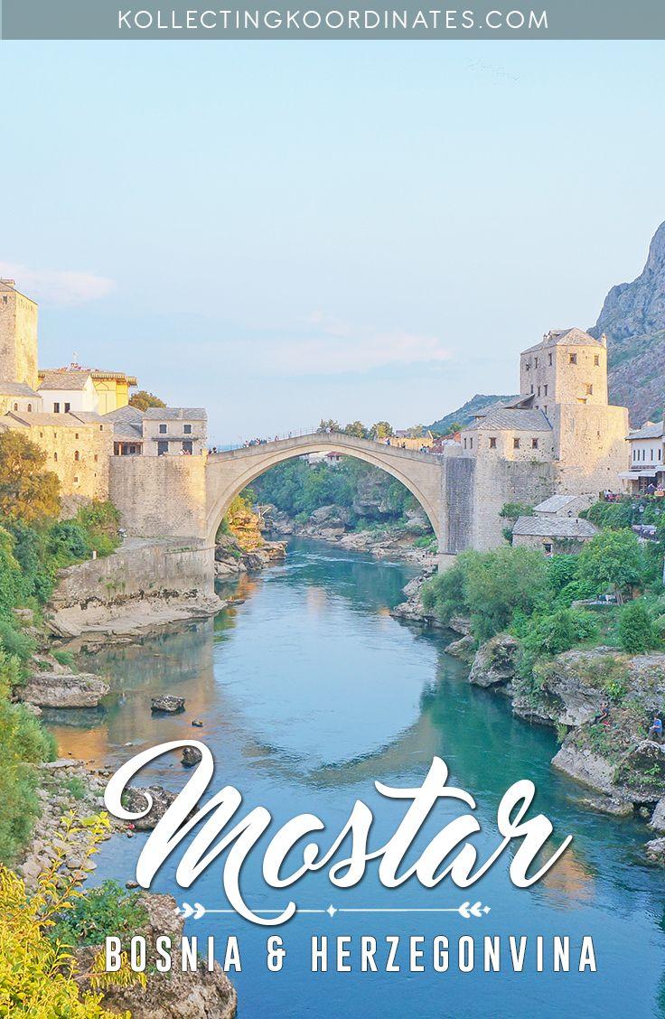 Kollecting Koordinates - Mostar