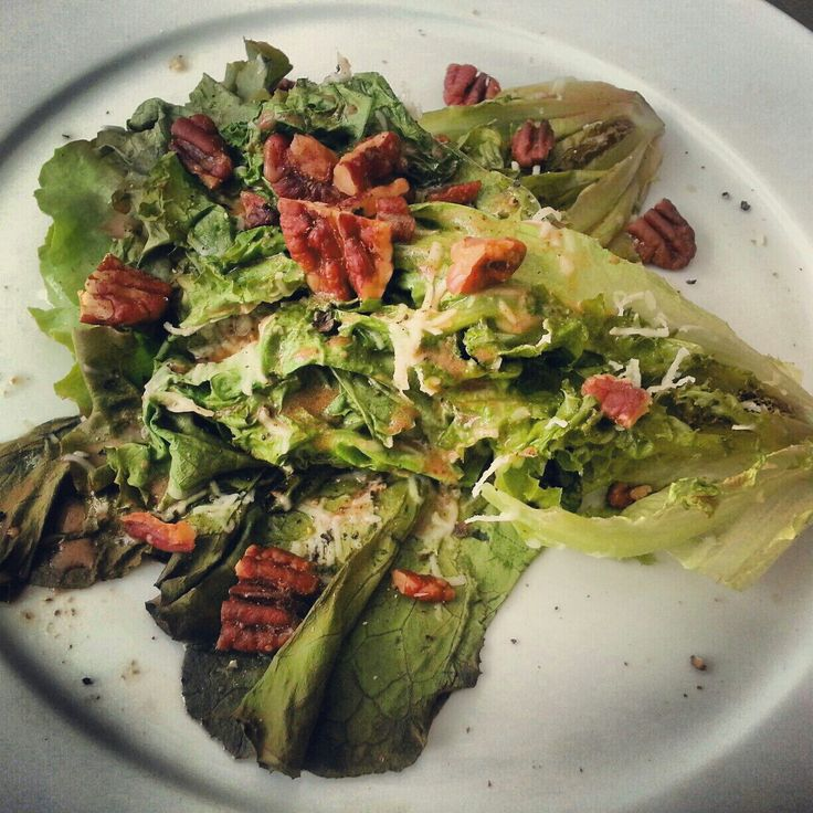 Try This Roasted Lettuce Wedge Salad