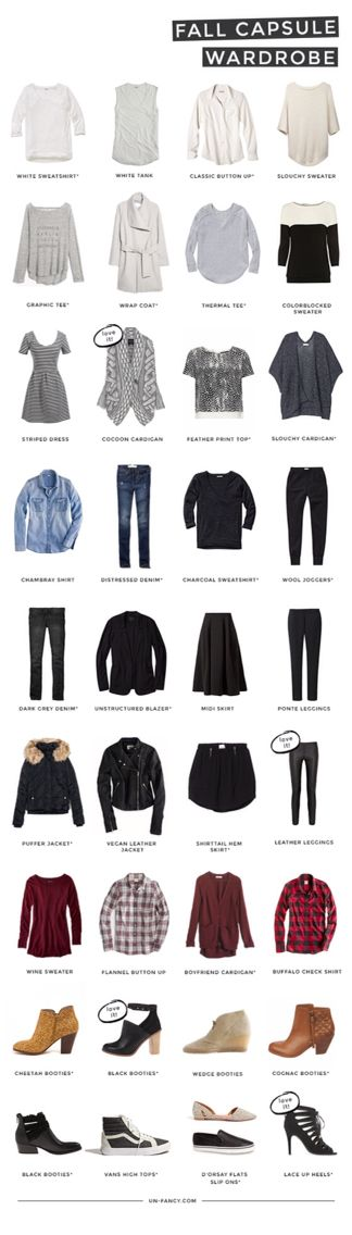Love the overall style/palette. Nice sweaters & jackets. The loose tops are a bit too loose for my taste. (And no sequins please!)