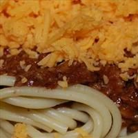 Cincinnati Chili Authentic | Foods/Recipes to Try | Pinterest