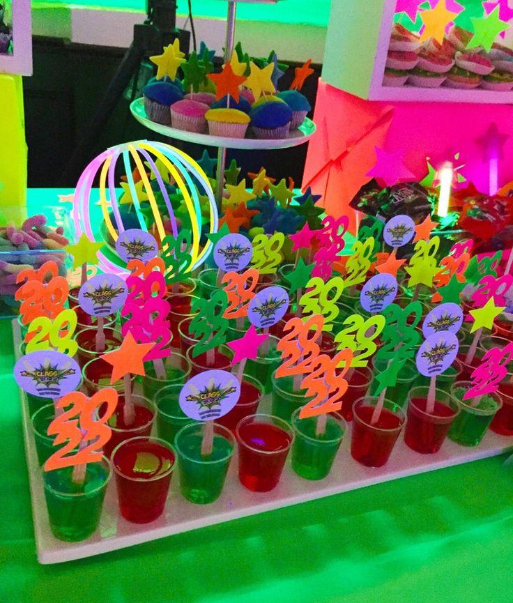 Decoracion fiestas neon party - Decoracion party ...