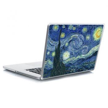 Αυτοκόλλητο laptop moon